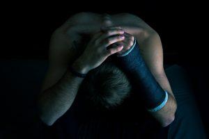 acute spierreuma pijn